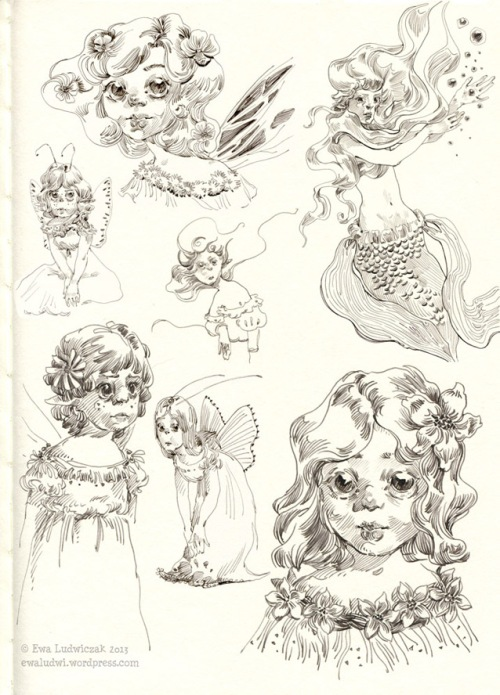 Fairy Doodles