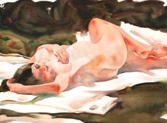 recliningnude235
